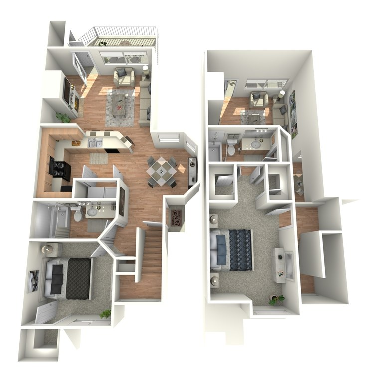 Floor plan image of Dogwood