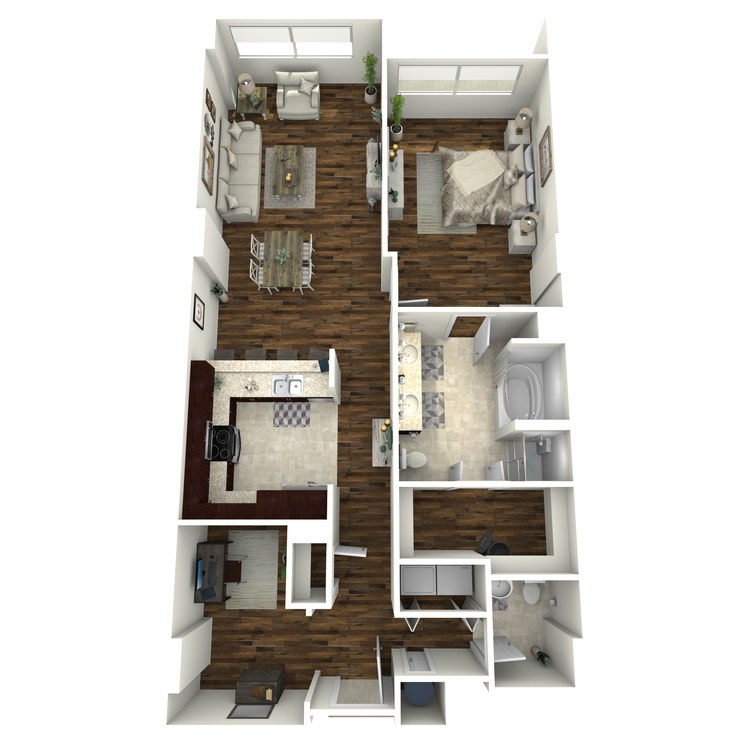 Floor plan image of A9a
