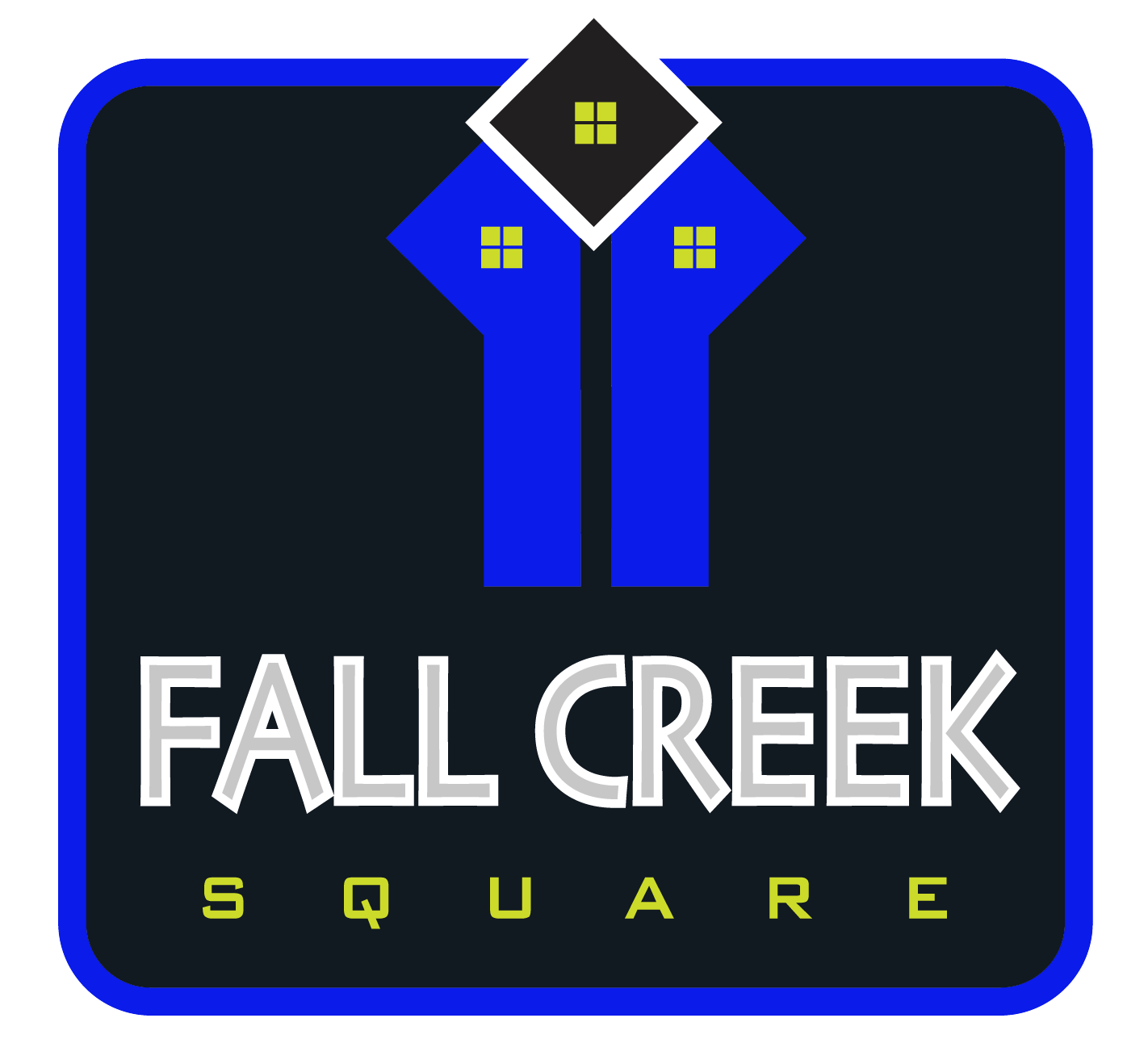 Fall Creek Square Logo