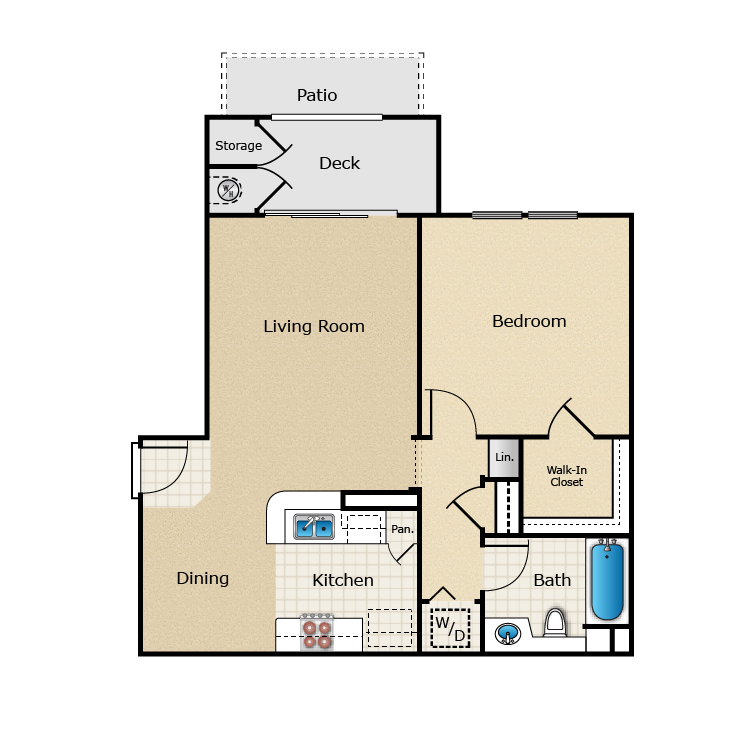 Fresh Santa Barbara Floor Plan