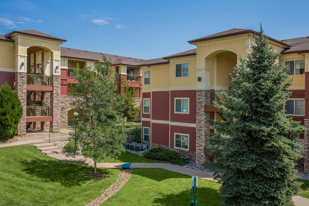 Creekside at Palmer Park - Apartments in Colorado Springs, CO