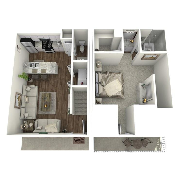 Floor plan image of Alexandra