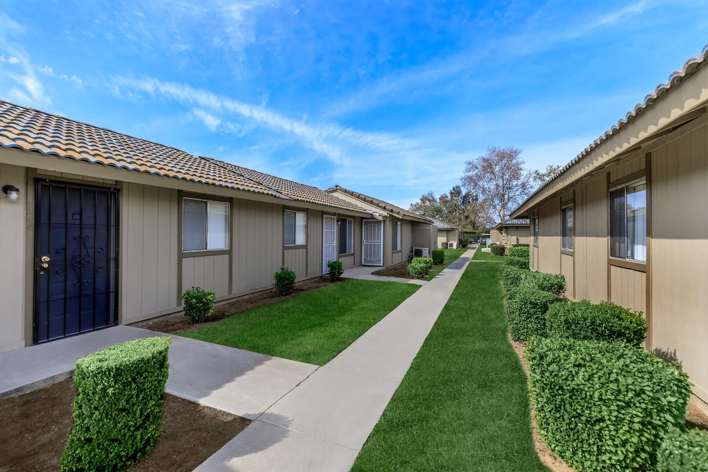 THE PATH TO YOUR NEW HOME AT SANDPIPER POINT APARTMENTS