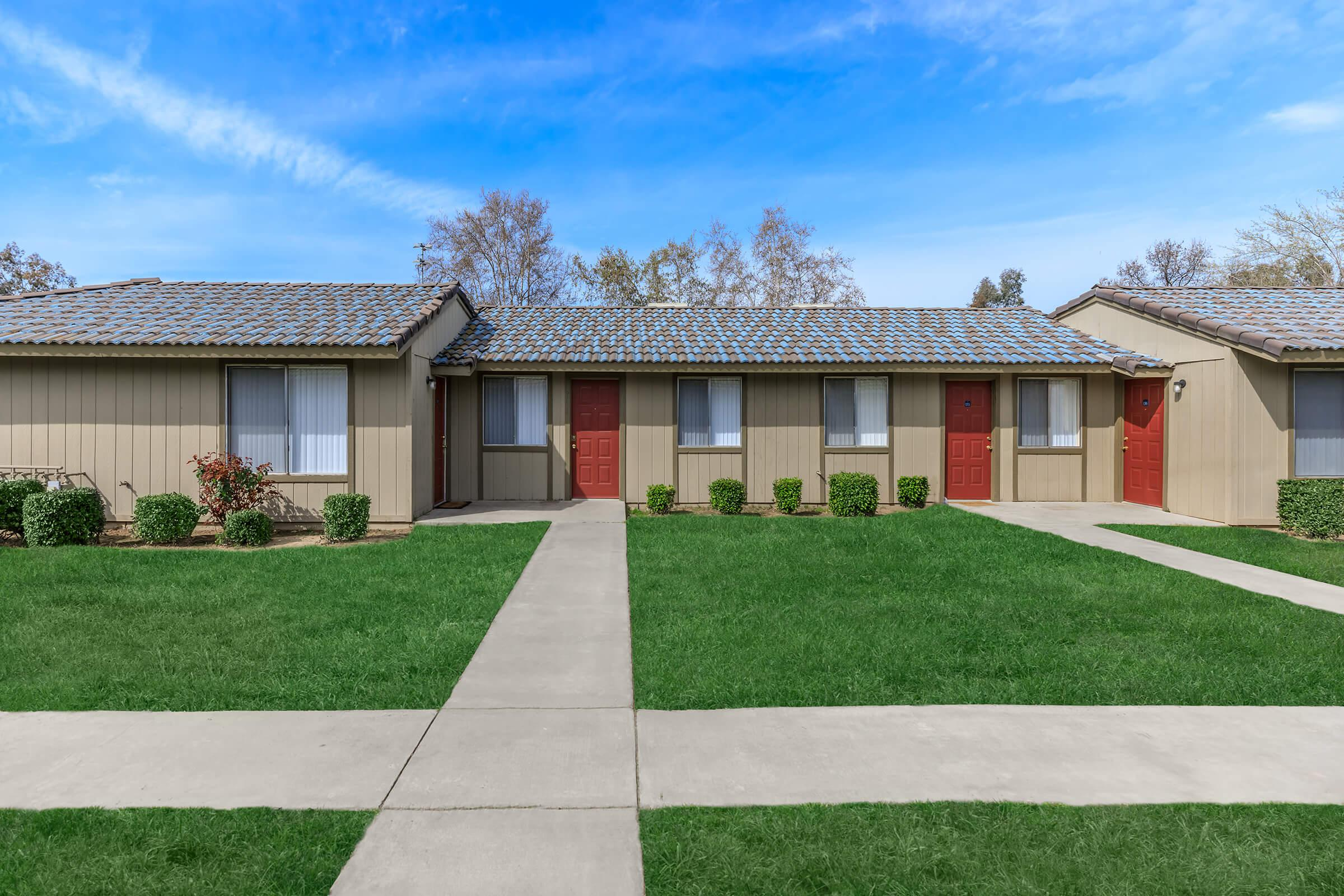 APARTMENTS FOR RENT IN FRESNO, CA