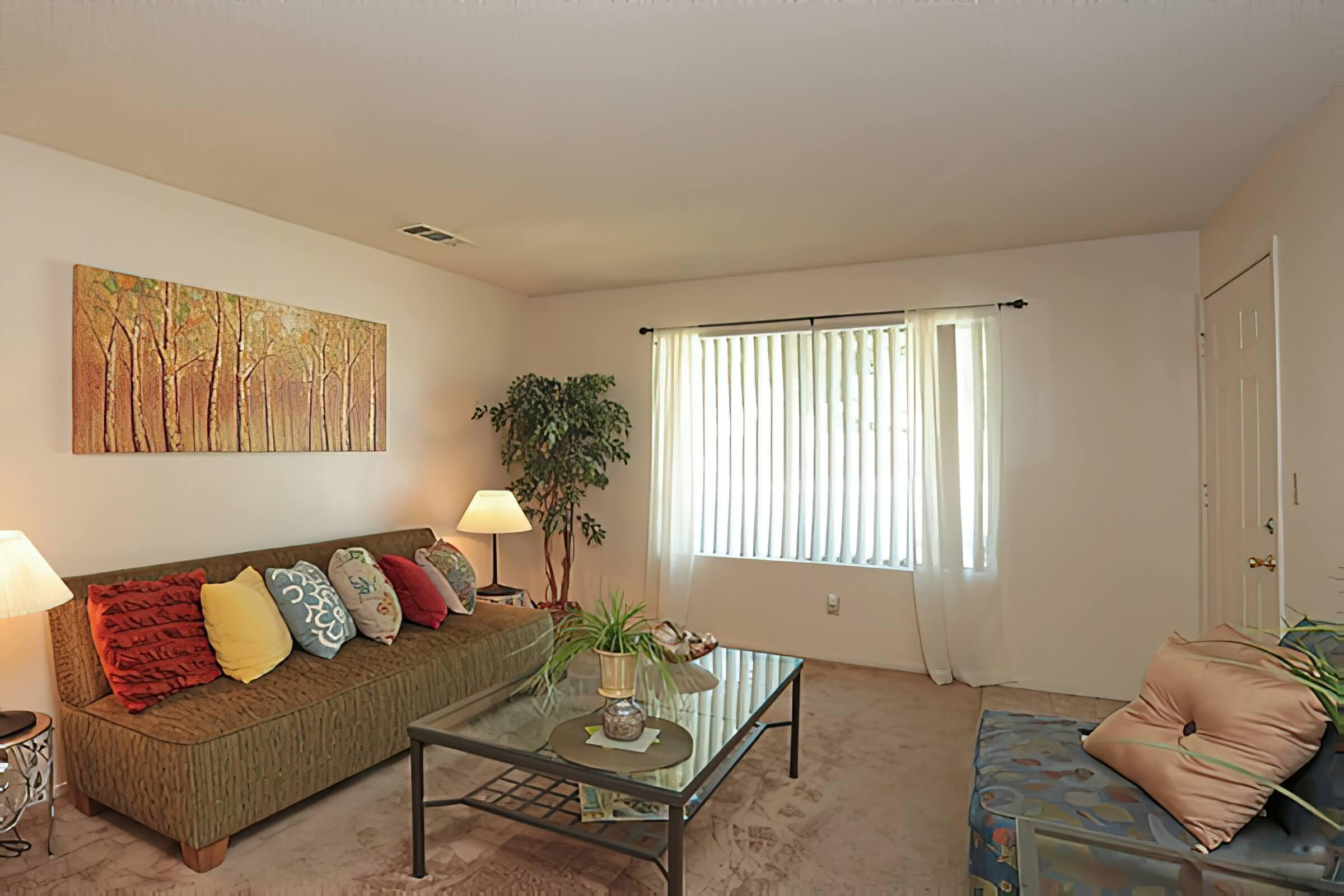 YOUR NEW LIVING ROOM AT SANDPIPER POINT APARTMENTS
