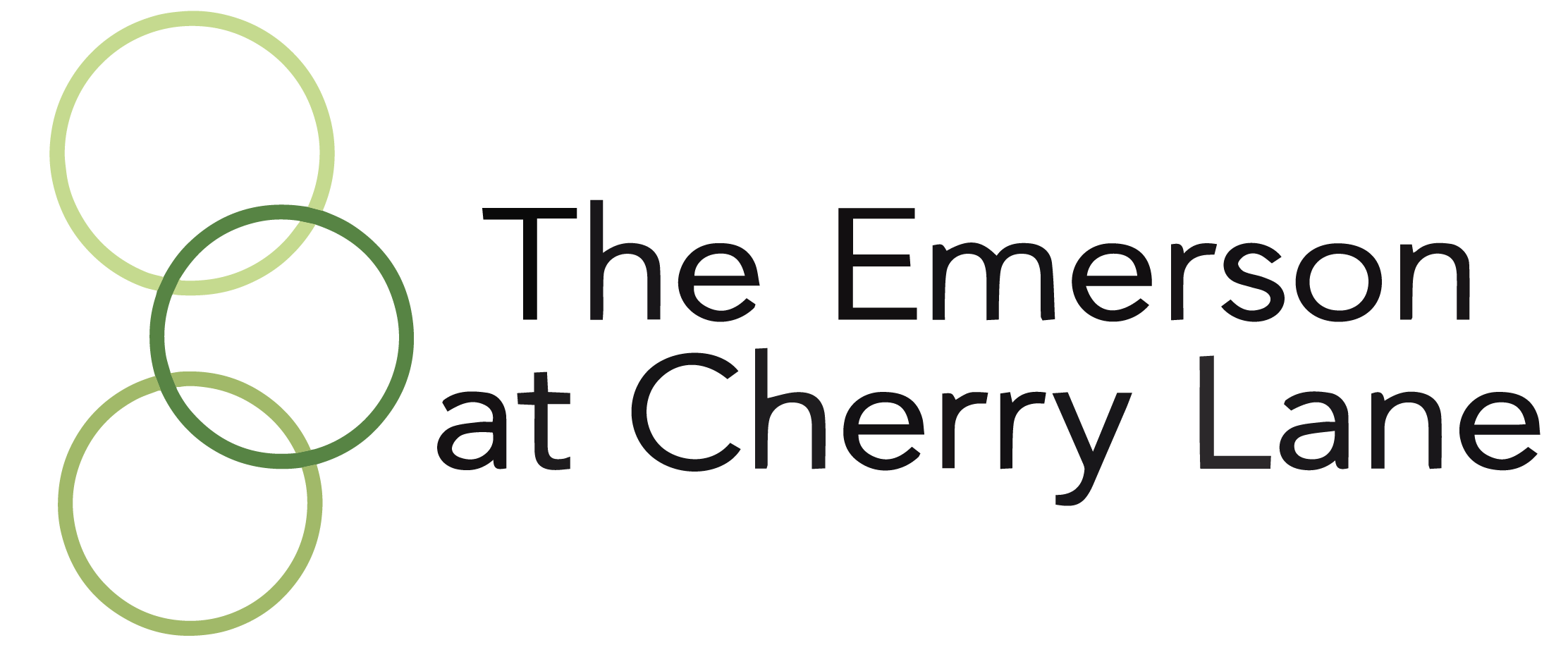 Emerson at Cherry Lane Logo