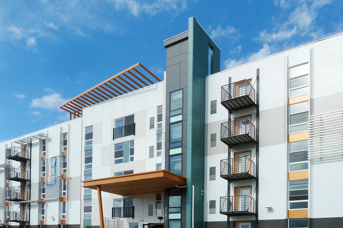 Avenue 8 Mayfair Apartments In Denver, Colorado