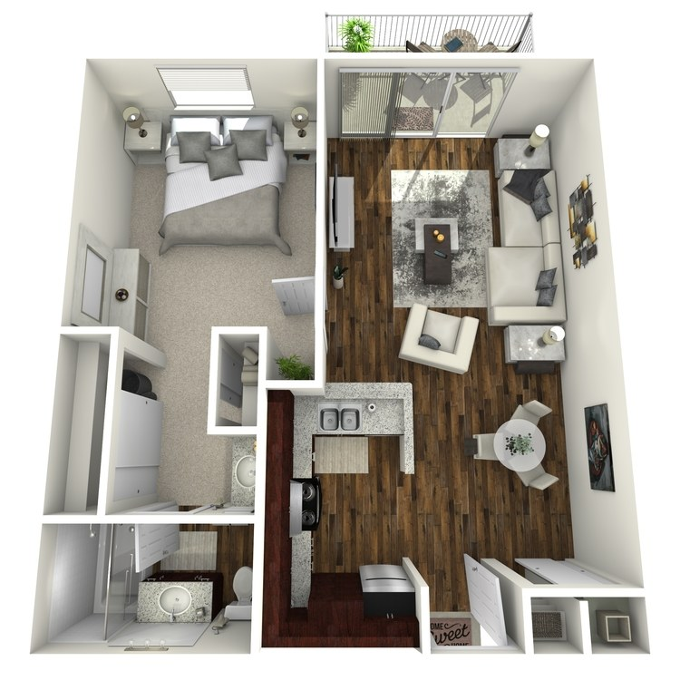 Floor plan image of Edinburgh