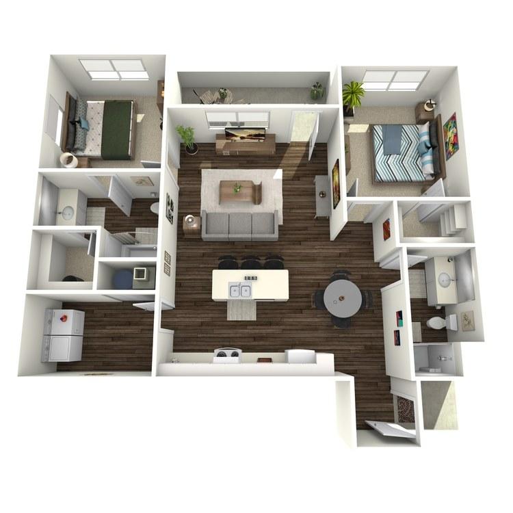Floor plan image of The Venture