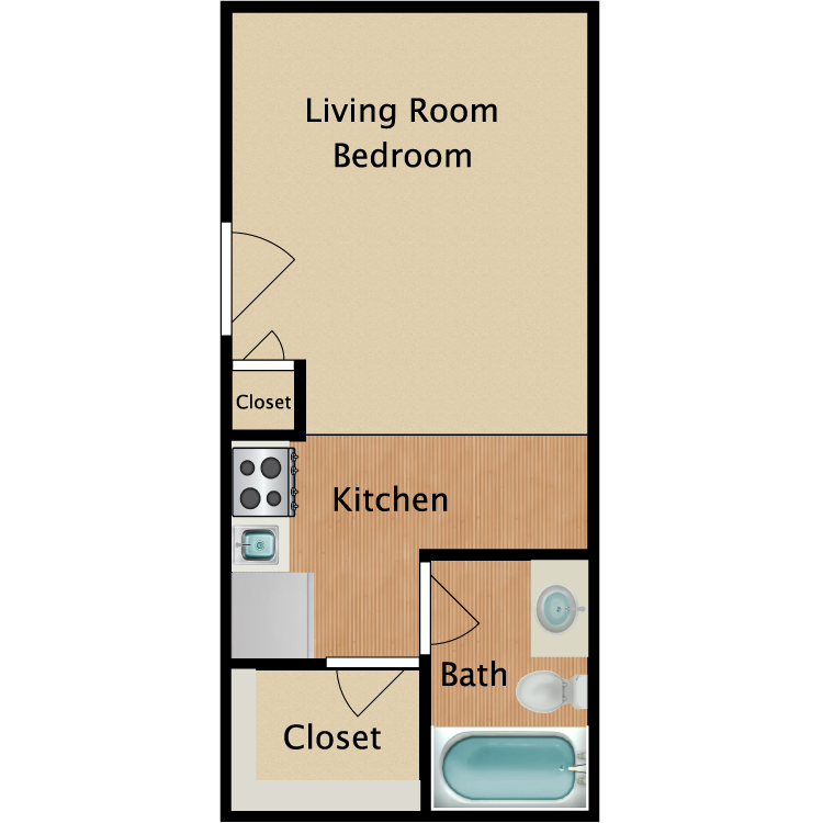 Floor plan image of Morning Star