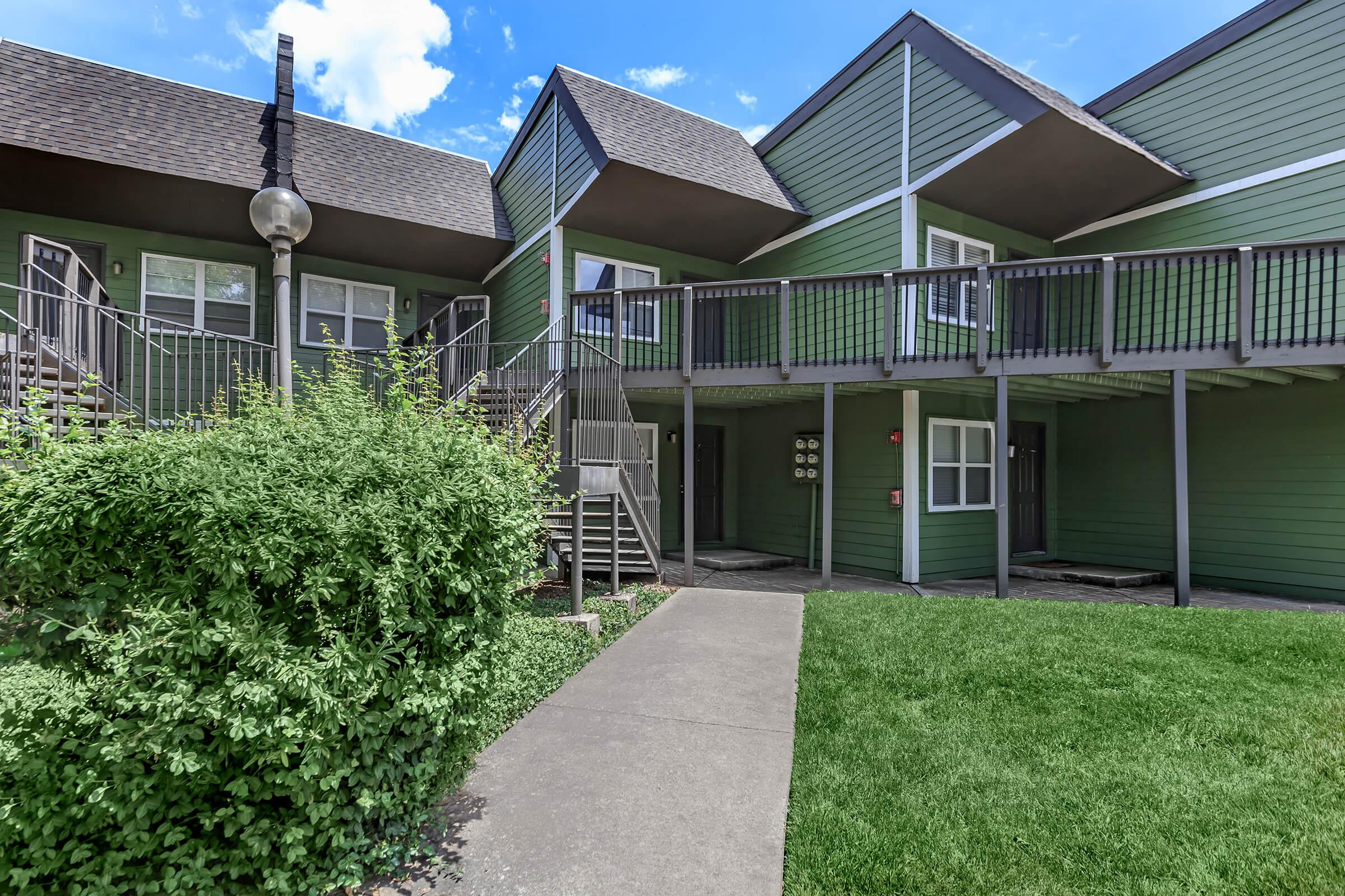 beautiful homes at Sunrise Apartments in Nashville, Tennessee