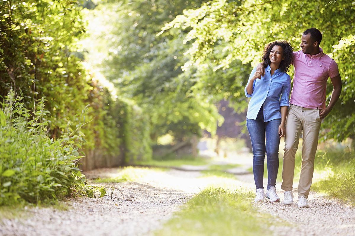enjoy a stroll at Sunrise Apartments in Nashville, Tennessee