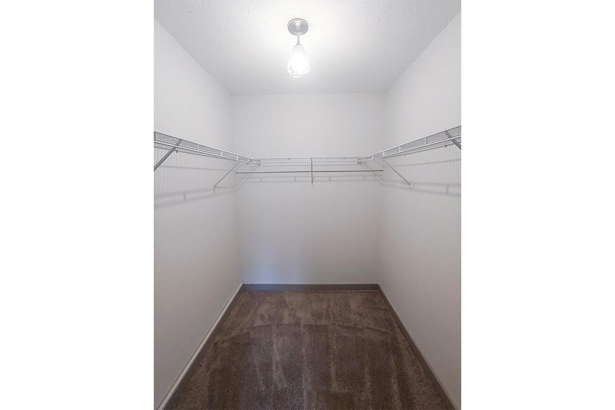 ample storage space at Sunrise Apartments in Nashville, Tennessee