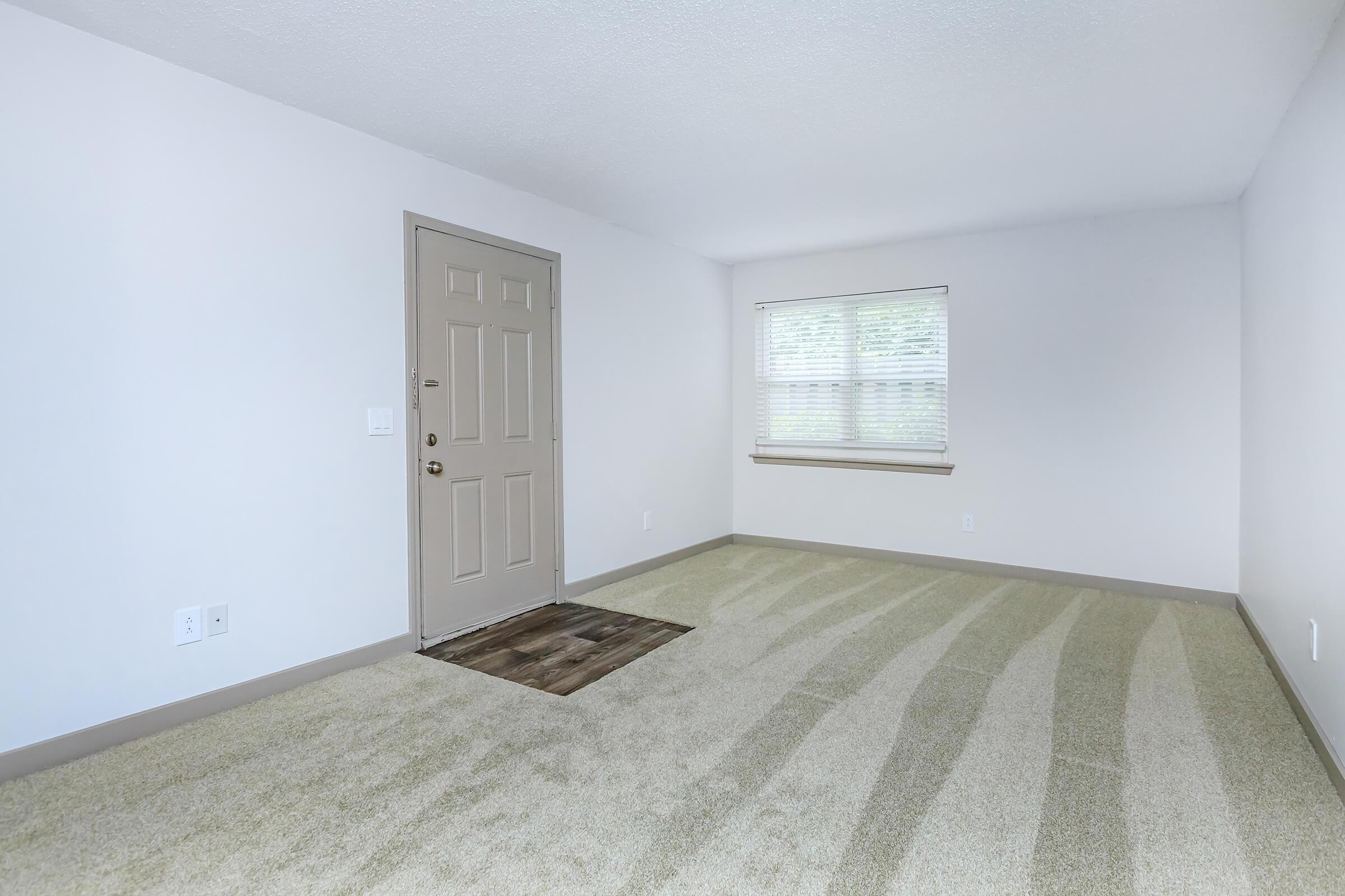 spacious entryway at Sunrise Apartments in Nashville, Tennessee