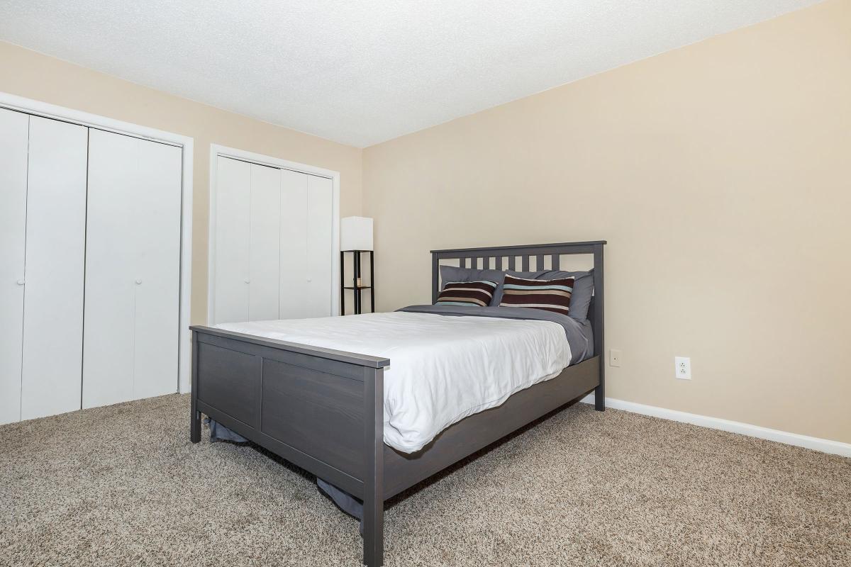 Bedroom in the Summit Floor Plan in Nashville