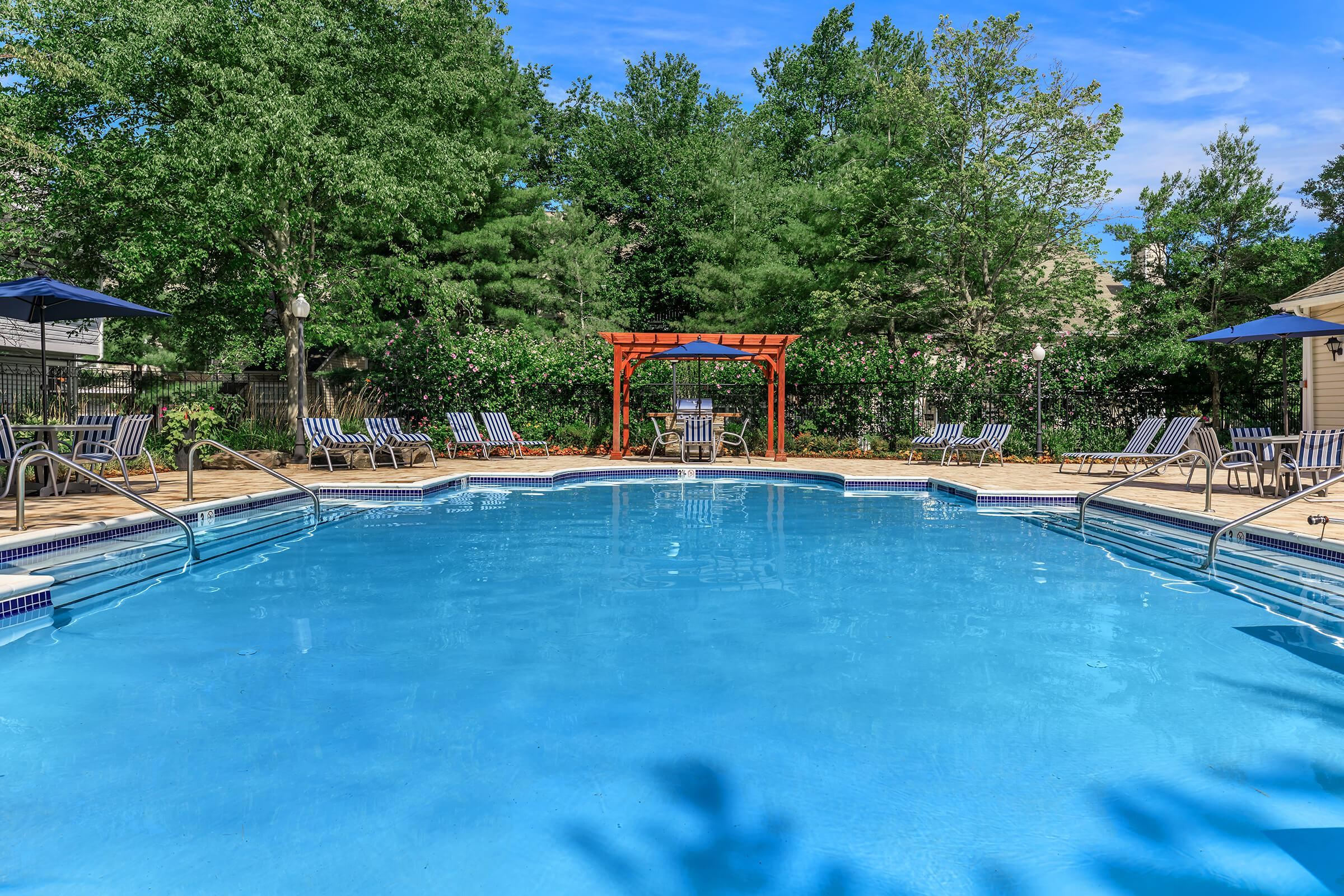 Pool at Ashton Green Apartments in Columbia, MD