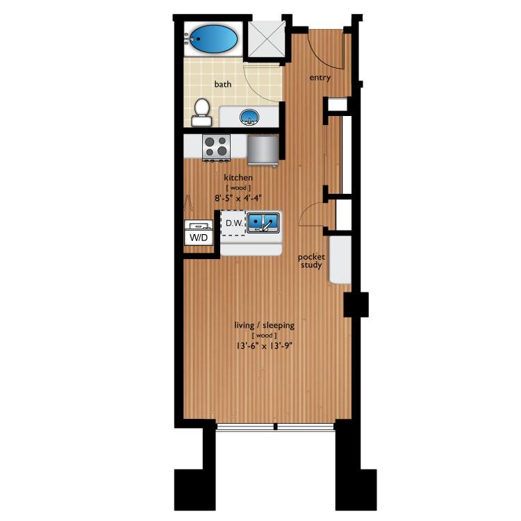 premier lofts - availability, floor plans & pricing