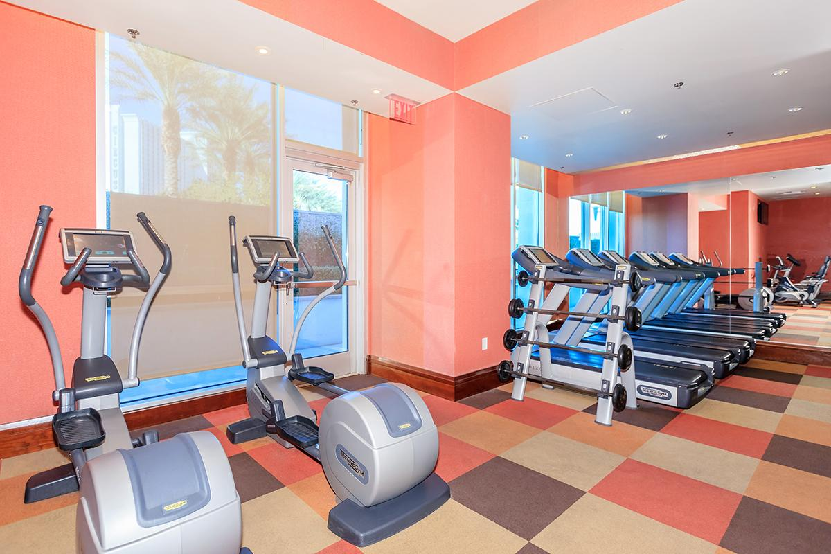 GET IN. GET FIT AT SKY LAS VEGAS IN LAS VEGAS, NEVADA