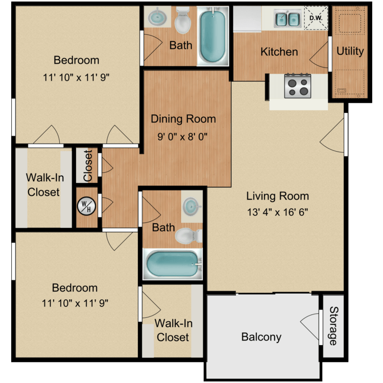 Floor plan image of Stellar