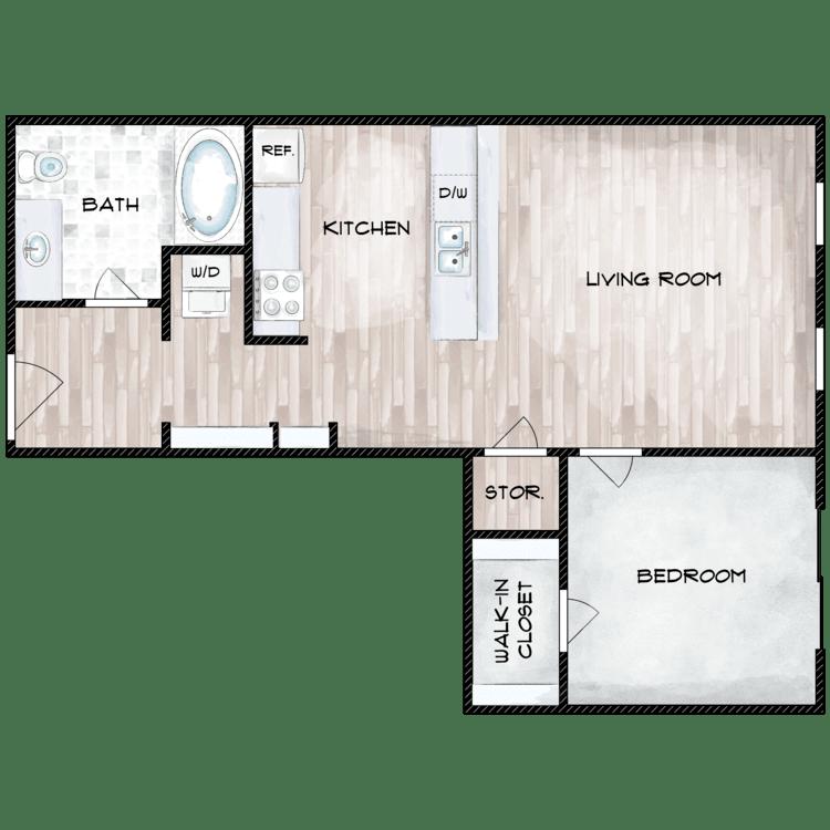 Floor plan image of The Bristlecone ALT