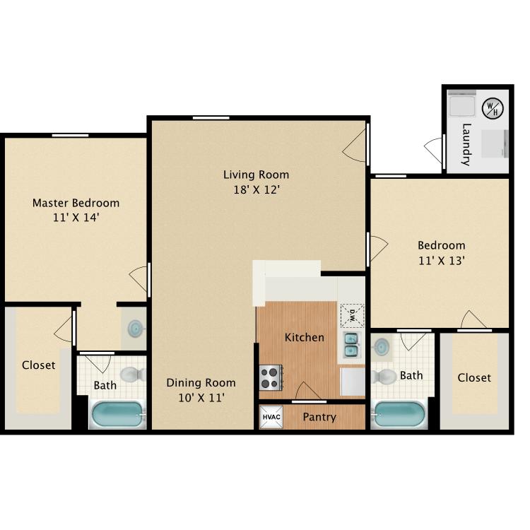 Floor plan image of Show Low