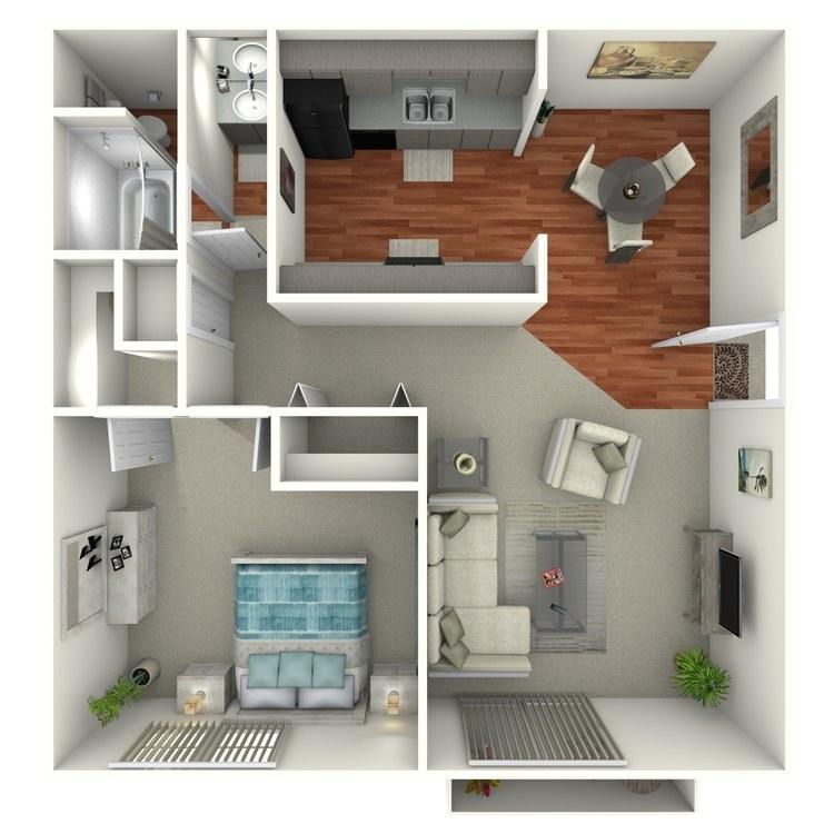 Floor plan image of Steamboat