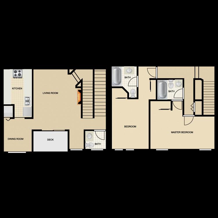 Floor plan image of Mission San Luis Obispo