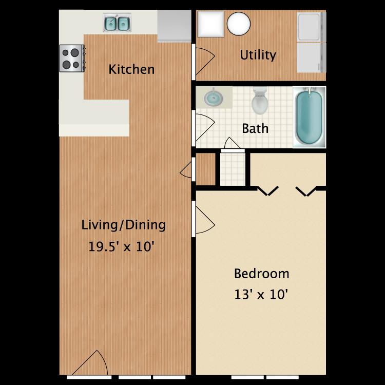 millennium apartments availability floor plans pricing