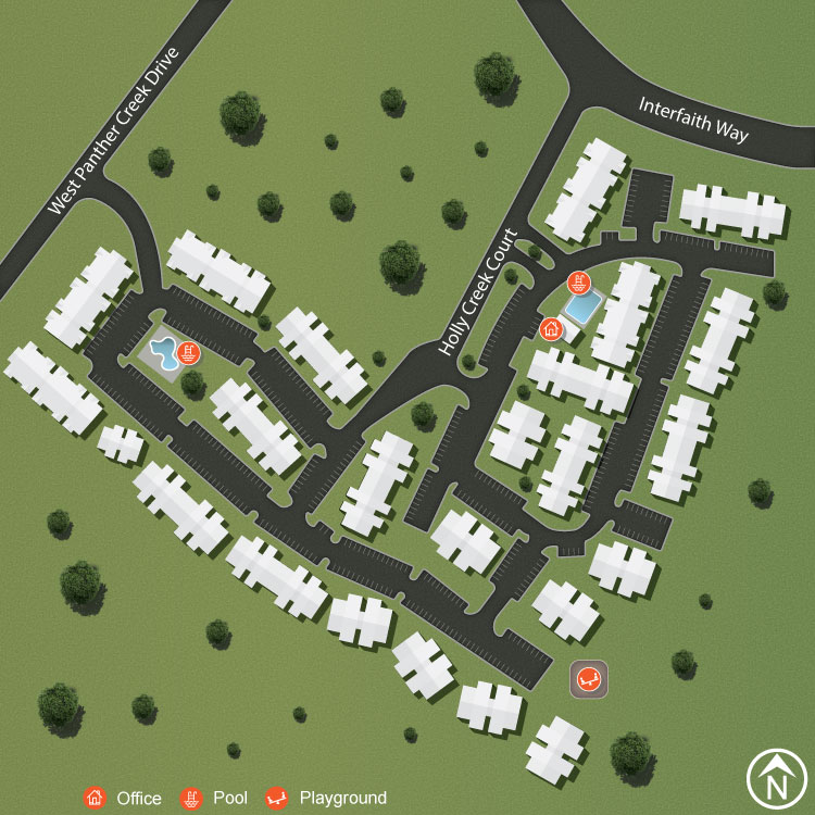 Community Site Map