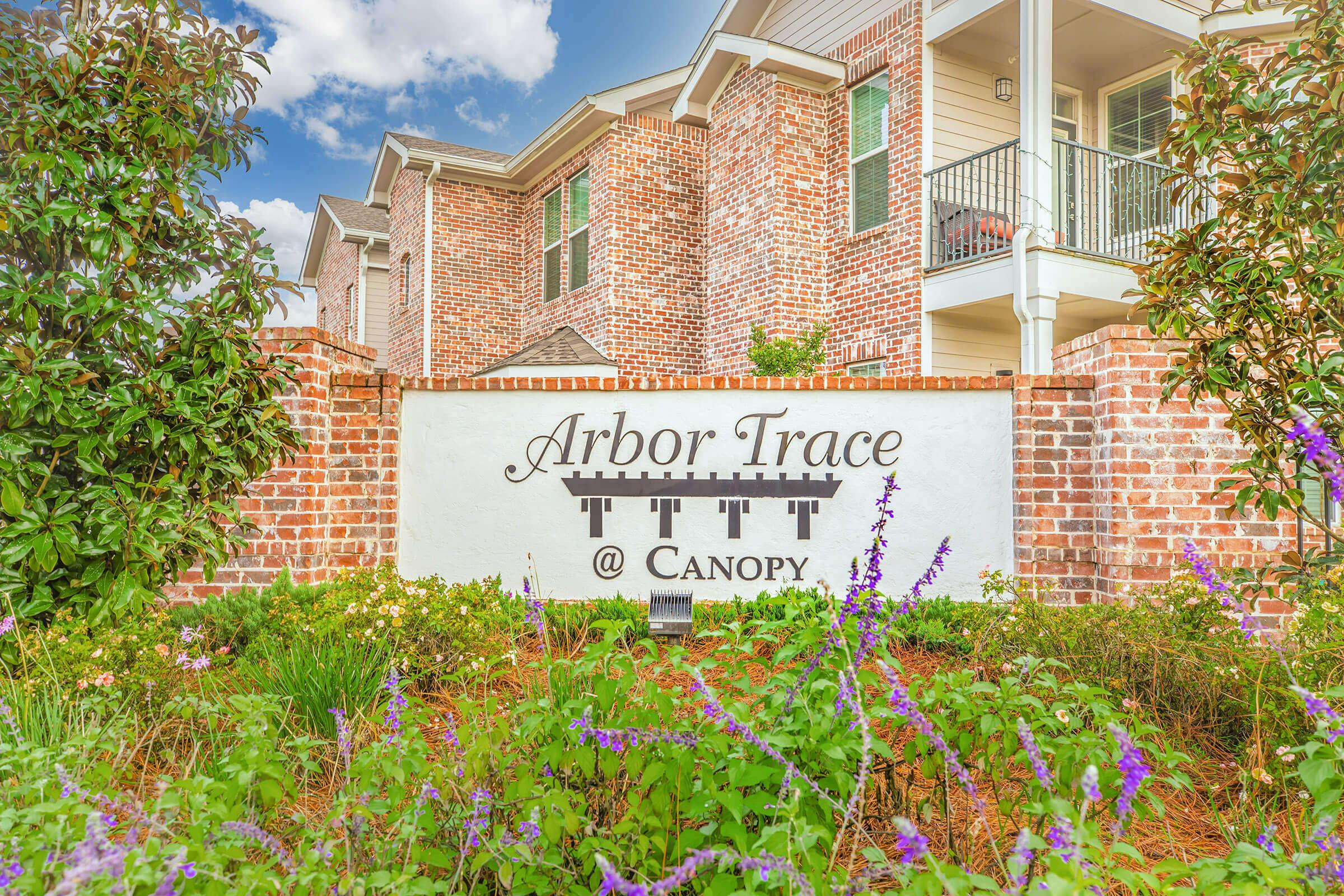 THERE'S NO PLACE LIKE ARBOR TRACE AT CANOPY TALLAHASSEE
