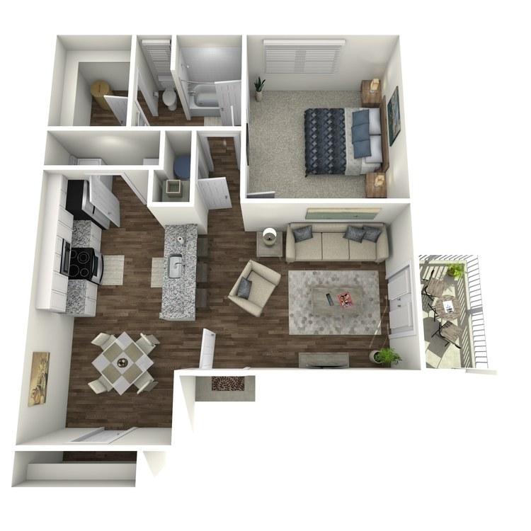 Floor plan image of The Jade