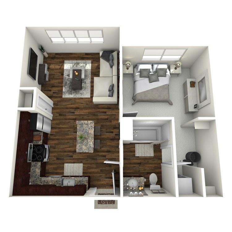 Floor plan image of The Standard