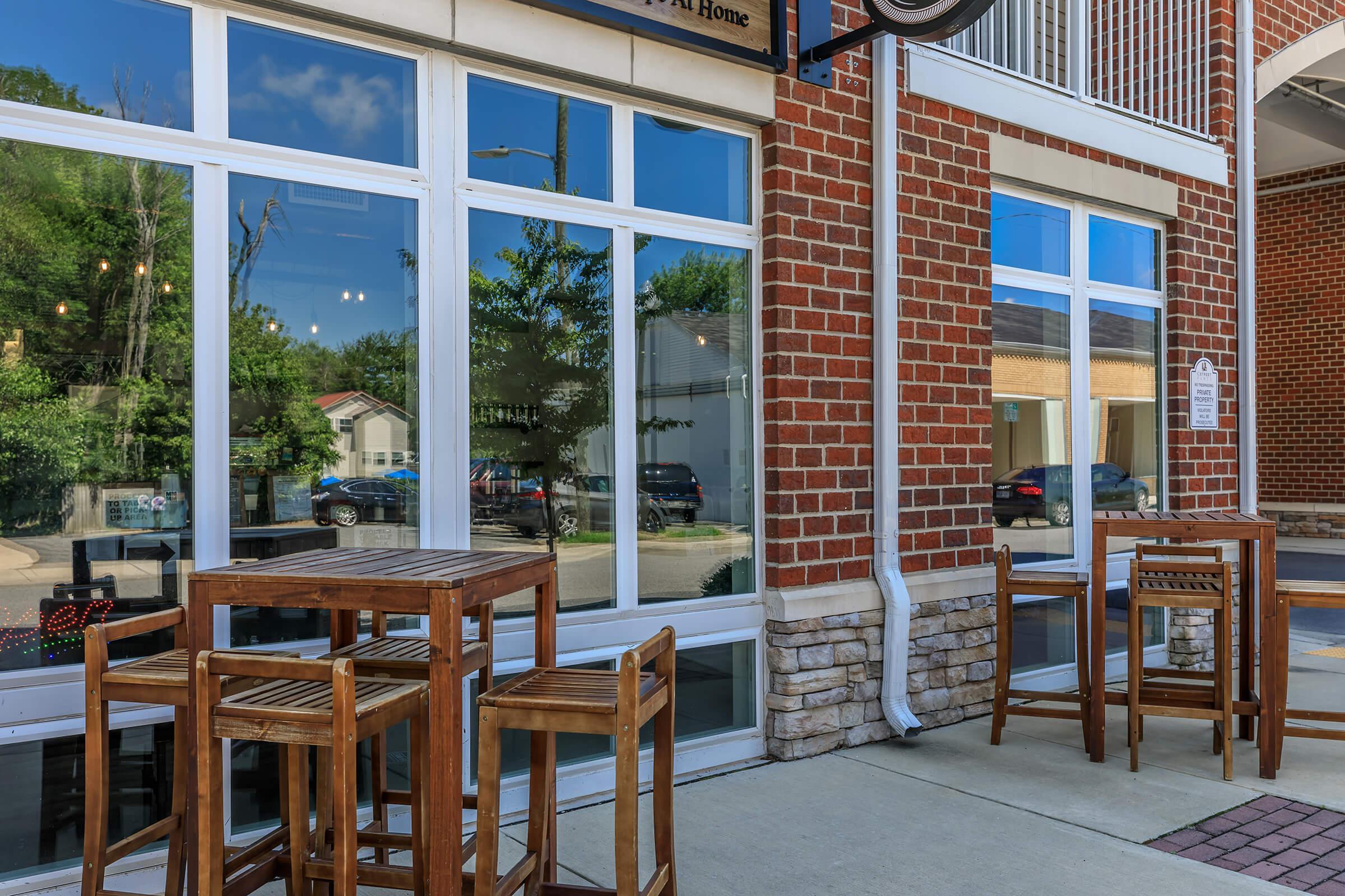 Cafe at C Street Flatsin Laurel MD