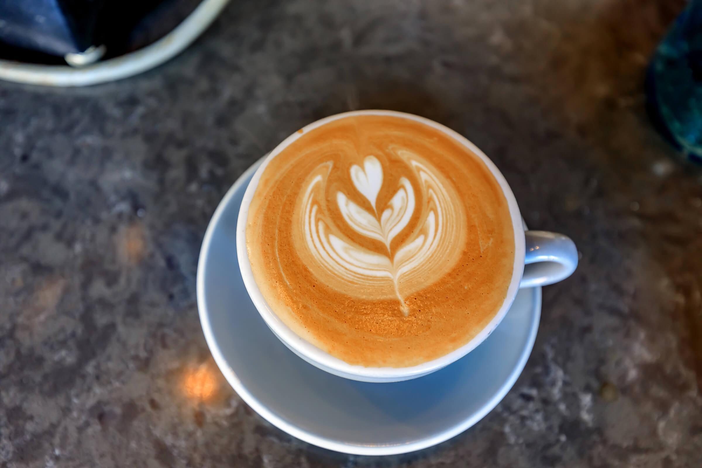 Coffee at C Street Flatsin Laurel MD
