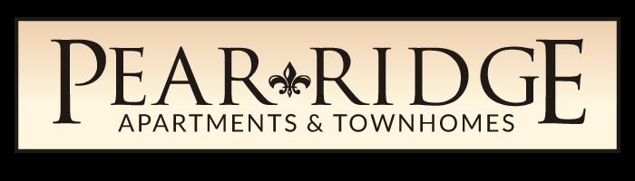 Pear Ridge Logo