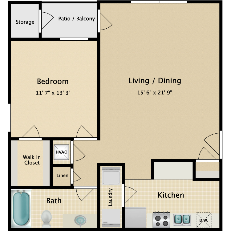 Floor plan image of Sodina