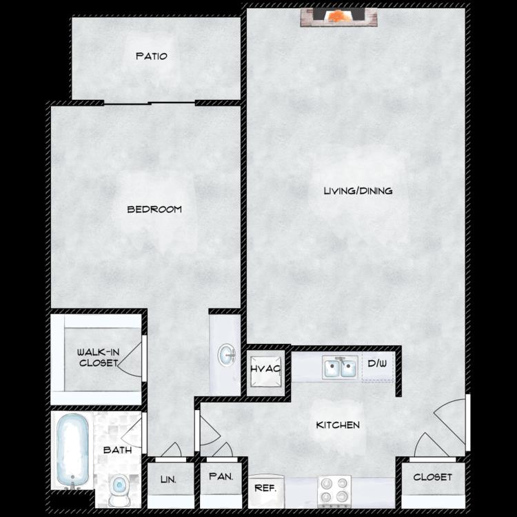 Floor plan image of 774
