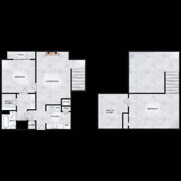 Floor plan image of 1089