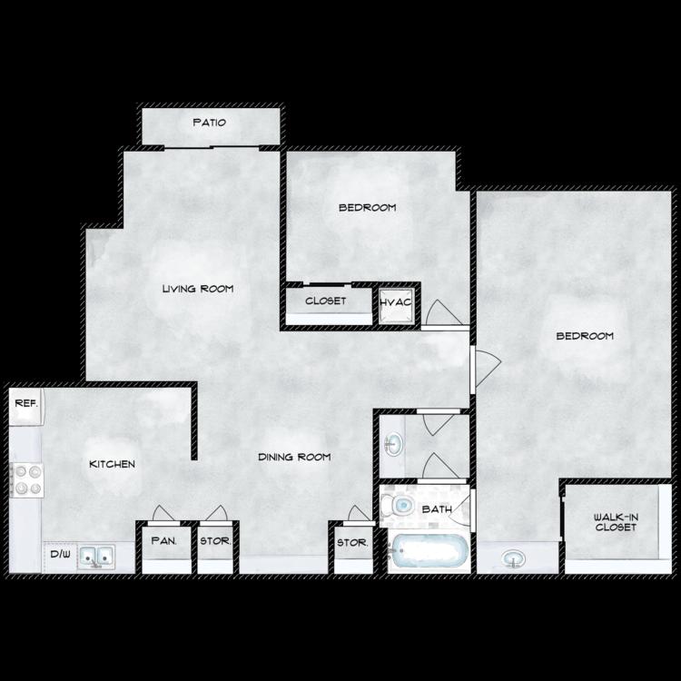 Floor plan image of 903