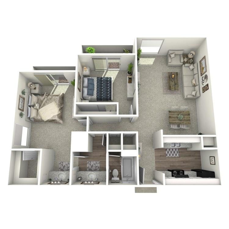 927 floor plan image