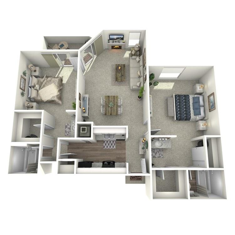 1063 floor plan image