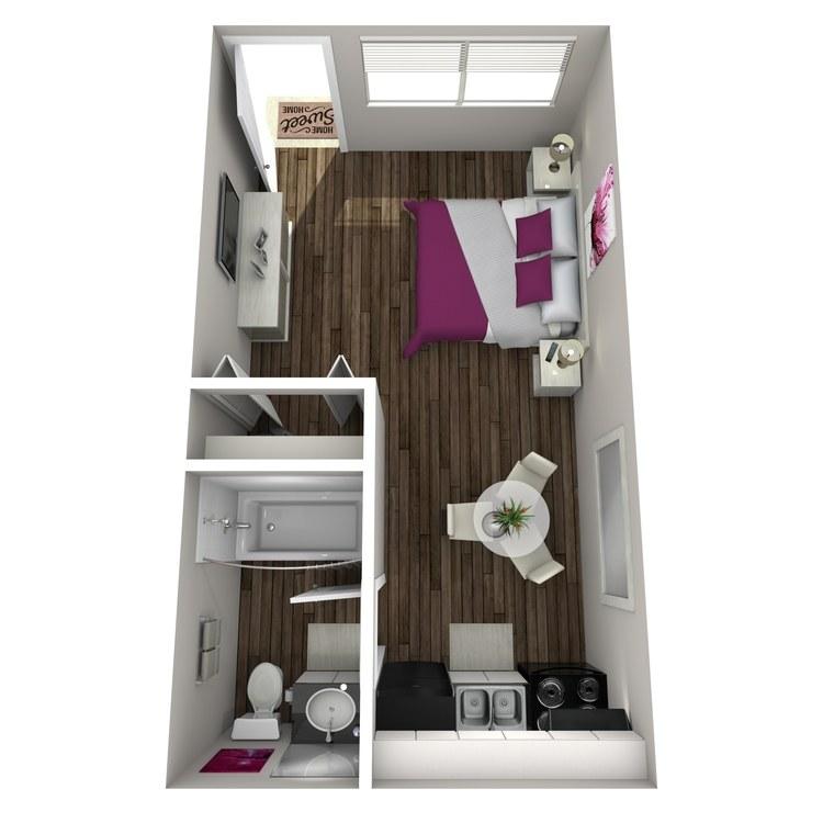 Floor plan image of Angelica