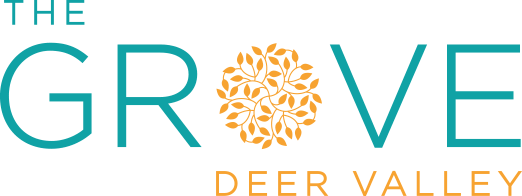 The Grove Deer Valley Logo