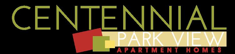 Centennial Park View Logo