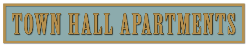 Town Hall Apartments Logo