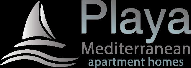 Playa Mediterranean Apartment Homes logo