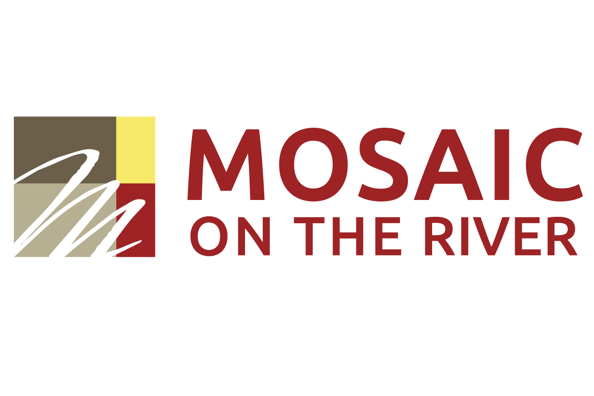 Mosaic on the River Apartments Logo