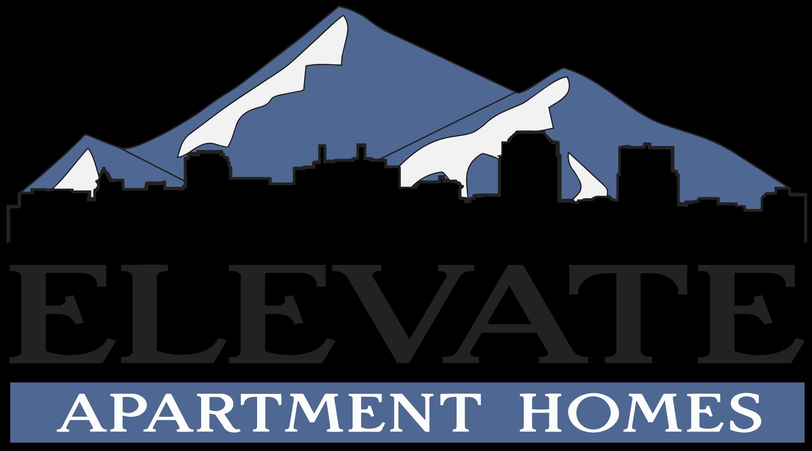 Elevate Apartments Logo