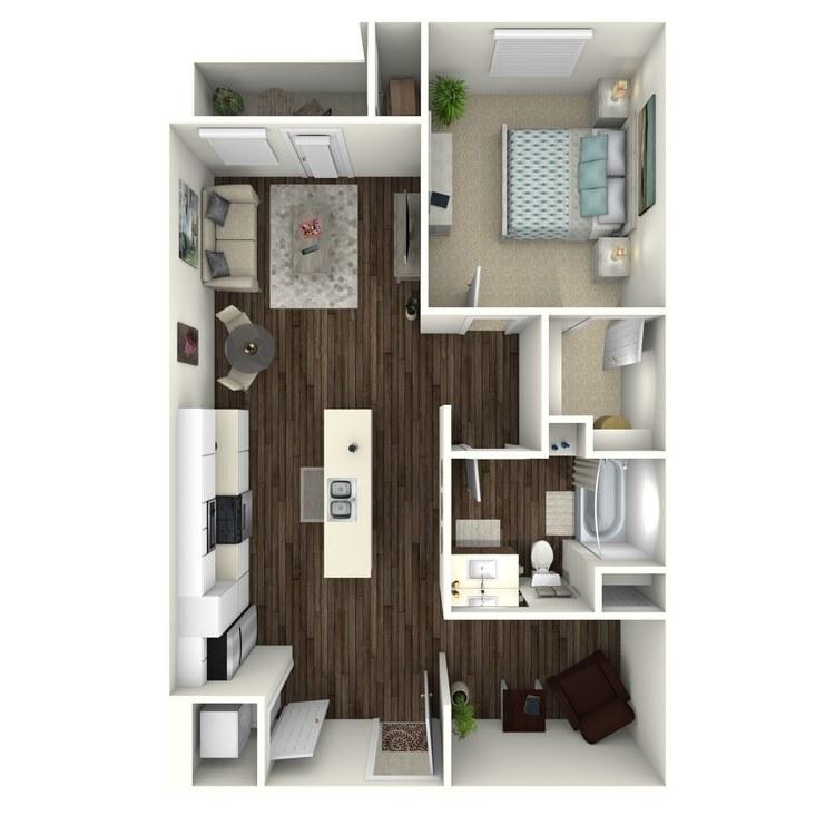 Floor plan image of Vellum