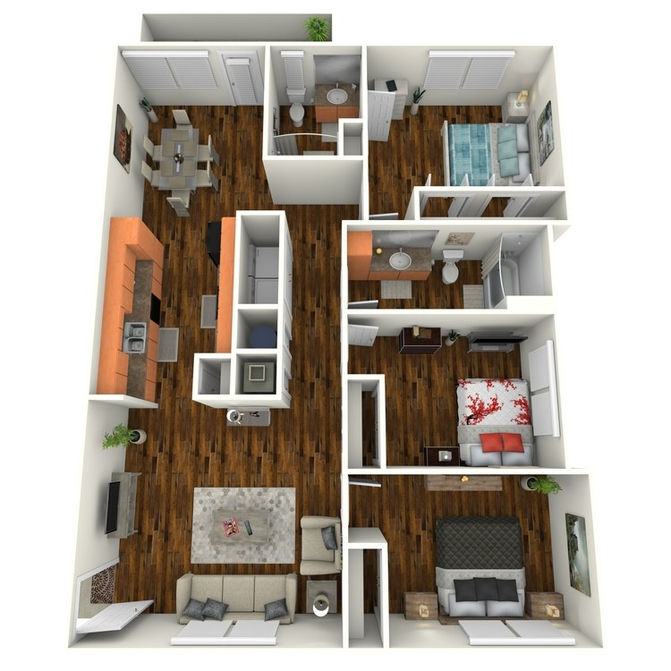 C1 floor plan image